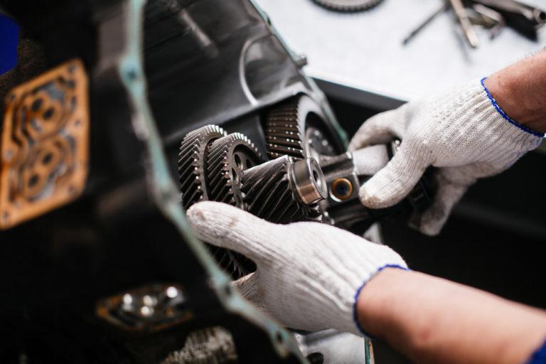 manual gearbox repairs devon