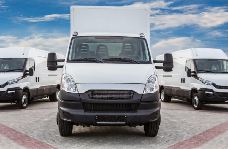 light commercial van gearbox repairs